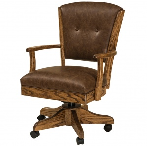 Lansfield Amish Desk Chair