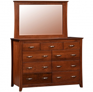 Hartfield Dresser & Optional Mirror