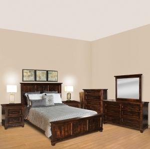 Algonquin Amish Bedroom Furniture Set