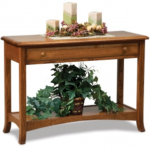 Summerfield Amish Sofa Table