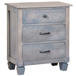 Stonebridge 3 Drawer Nightstand