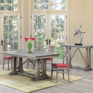 Shechem Amish Dining Room Furniture Set