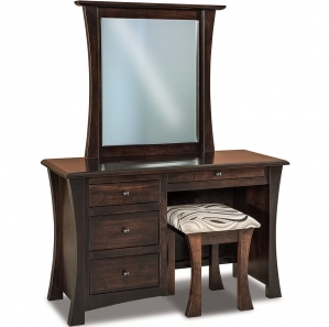Matison Vanity Dresser with Optional Bench & Mirror