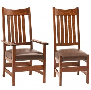 Conner Amish Dining Chairs