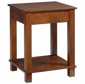 Mission Modular End Table