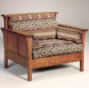 Rutherford Panel Chair
