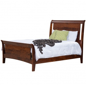 New Haven Sleigh Bed