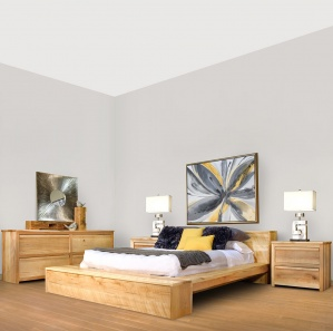Hugo Amish Bedroom Furniture Set