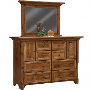 Palisade Dresser & Optional Mirror