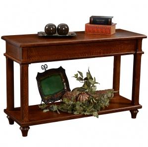 Bridgeport Amish Sofa Table