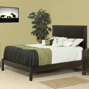 Urban Village Gateway Amish Bed