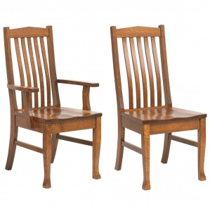 Heritage Amish Dining Chair