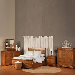 Fontaine Amish Bedroom Set