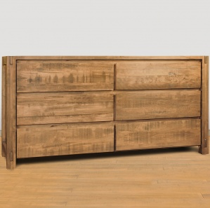 Neo Amish Dresser