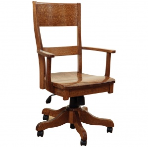 Jamestown Amish Desk Chair