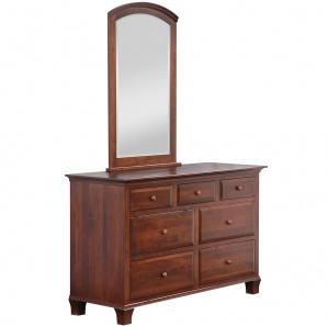 Altamere Amish Dresser with Mirror Option