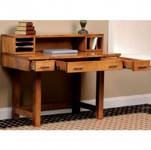 Urban Avenue Writing Desk & Hutch Option