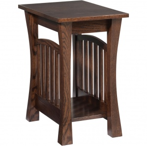 Gateway Chairside Amish End Table