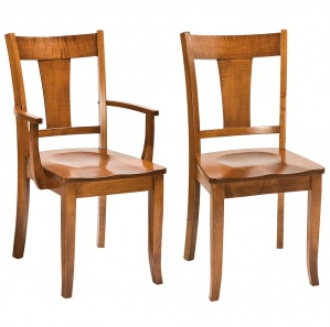 Ellison Amish Dining Chairs