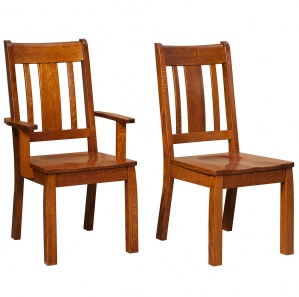 Mackinaw Amish Dining Chairs
