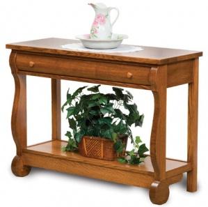 Olde Sleigh Amish Sofa Table