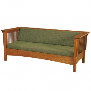 Emory Club Amish Sofa