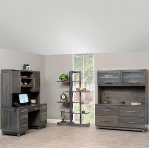 Urban Amish Office Furniture Set