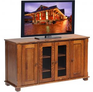 Hampton Amish TV Cabinet