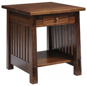 Rockwell Amish End Table