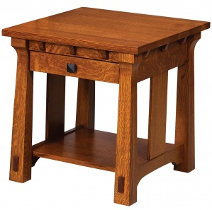 Manitoba End Table