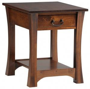 Midtown Amish End Table