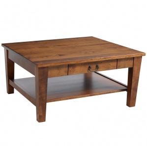 Ellis Avenue Square Coffee Table