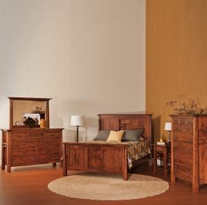 Artesa Amish Bedroom Furniture Set