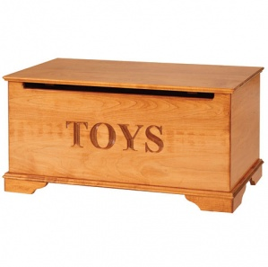 Maple Amish Toy Chest
