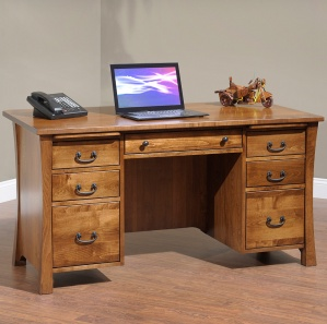 Woodbury Executive Desk