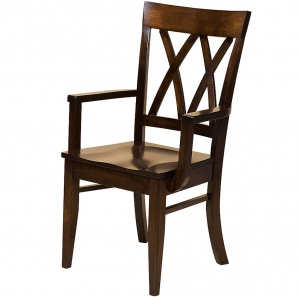 Newport Amish Office Chair