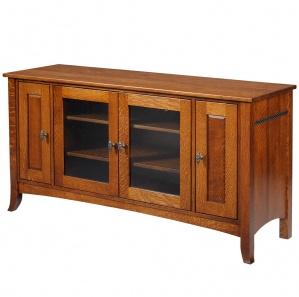 Edenton Amish TV Cabinet