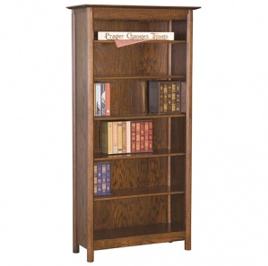 Charleston Bookcases