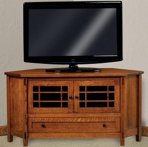 Centennial Corner Amish TV Cabinet
