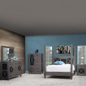 Nasua Bedroom Furniture Set