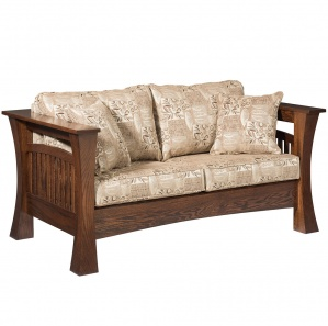 Gateway Amish Loveseat