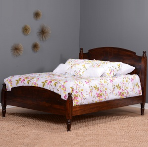 Feather Amish Bed