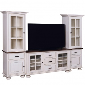 Kaitlyn TV Cabinet and Tower Cabinets