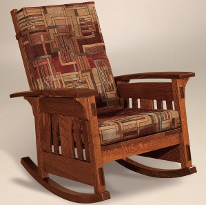 McCoy Amish Rocking Chair