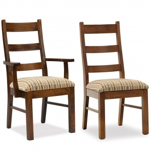 Plymouth Amish Dining Chairs