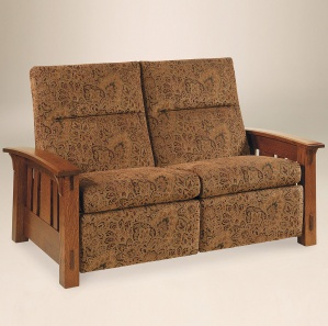 McCoy Loveseat Recliner