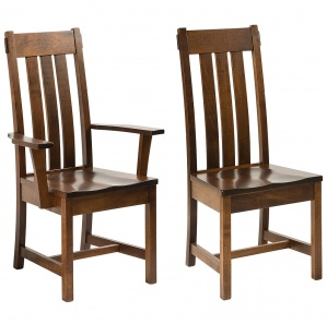 Brookhaven Amish Dining Chairs