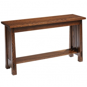 Rockwell Amish Sofa Table