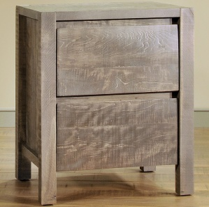 Sequoia Amish 2-Drawer Nightstand