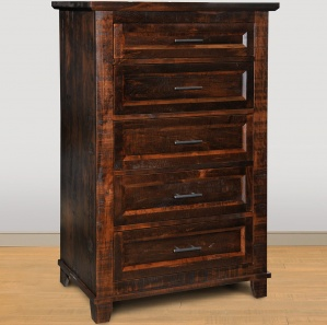 Algonquin Amish Chest of Drawers